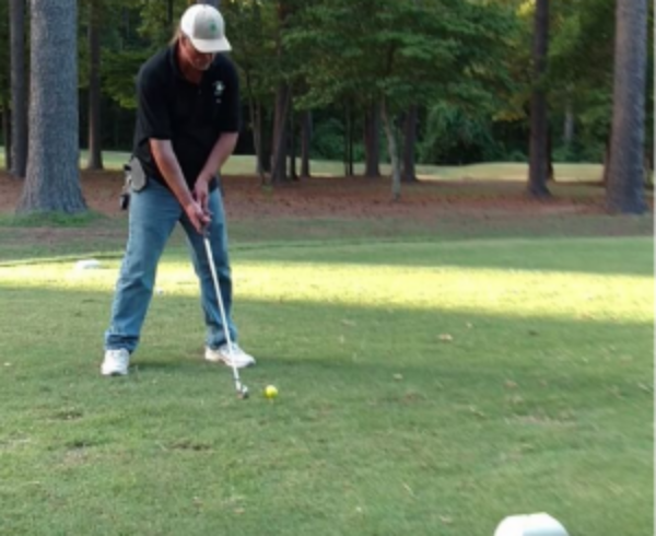 Hit the Golf Ball Further by Relaxing Your Shoulders